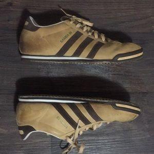 adidas samba 85 vintage trainers